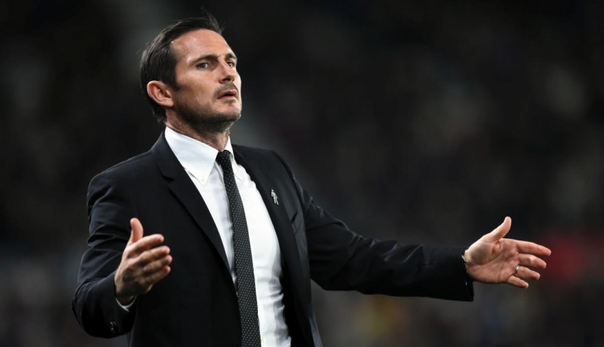 Frank Lampard - Derby County (Foto: Getty Images).