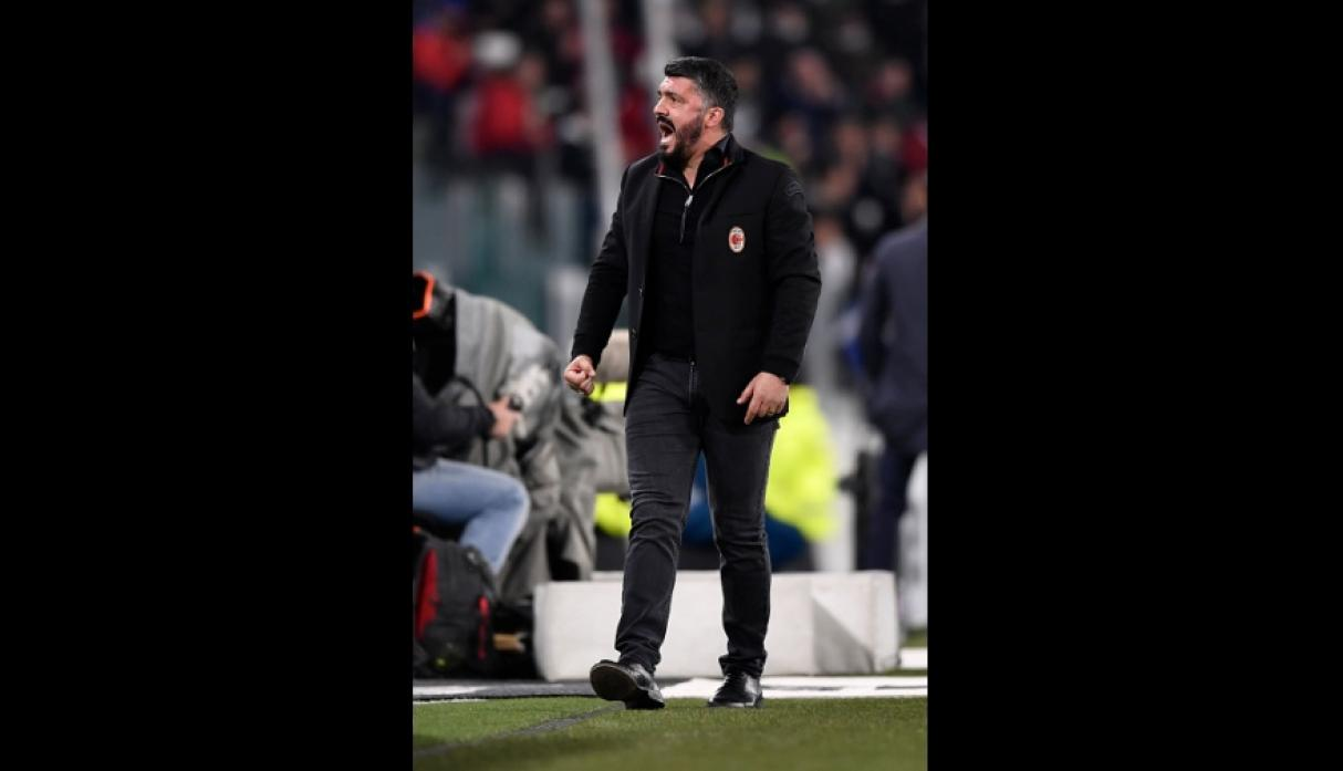 Genaro Gattuso - AC Milan (Foto: Getty Images).
