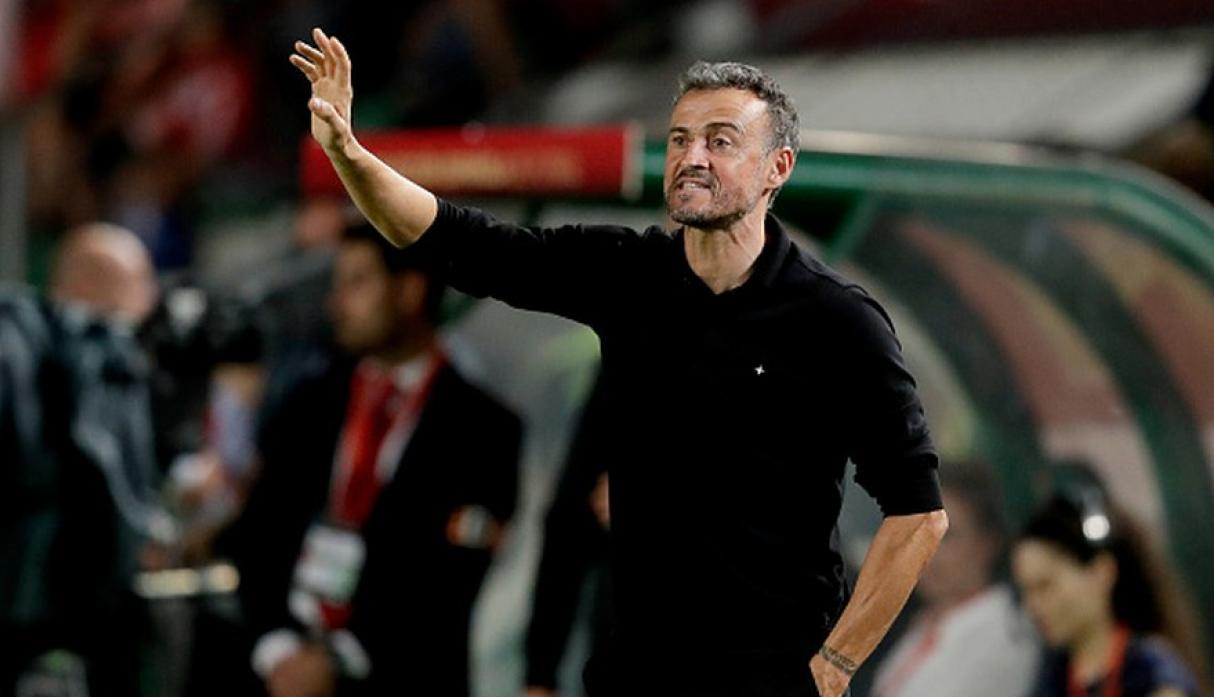 Luis Enrique - España (Foto: Getty Images).
