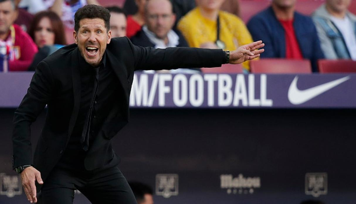 Diego Simeone - Atlético de Madrid (Foto: Getty Images).