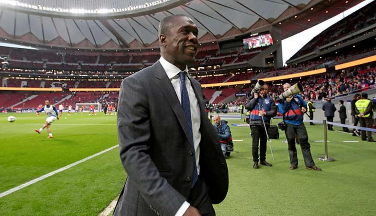 Clarence Seedorf  - Camerún (Foto: Getty Images).