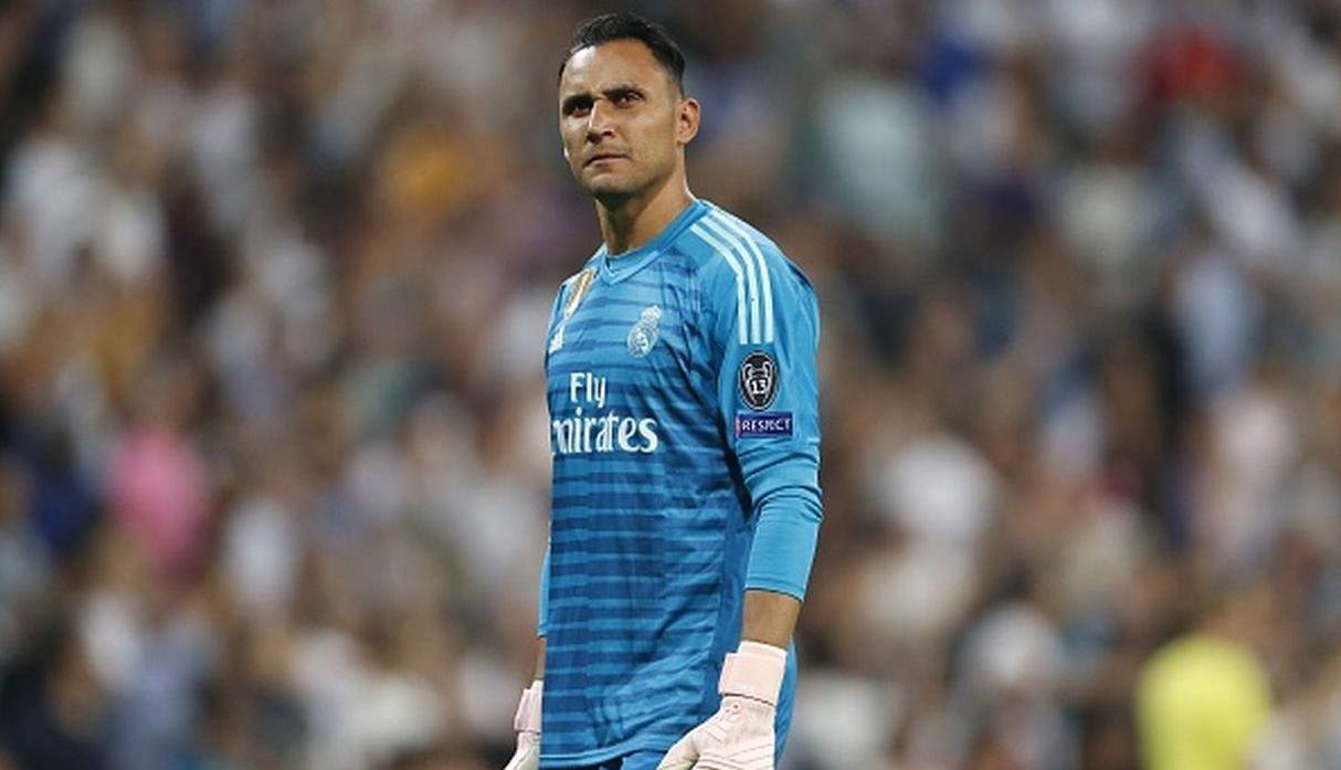 Keylor Navas. (Getty Images)