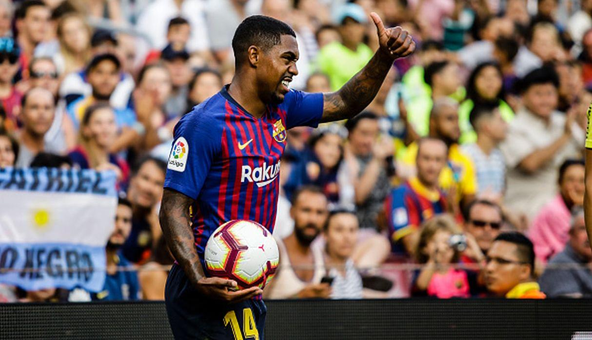 Malcom | Barcelona. (Getty Images)