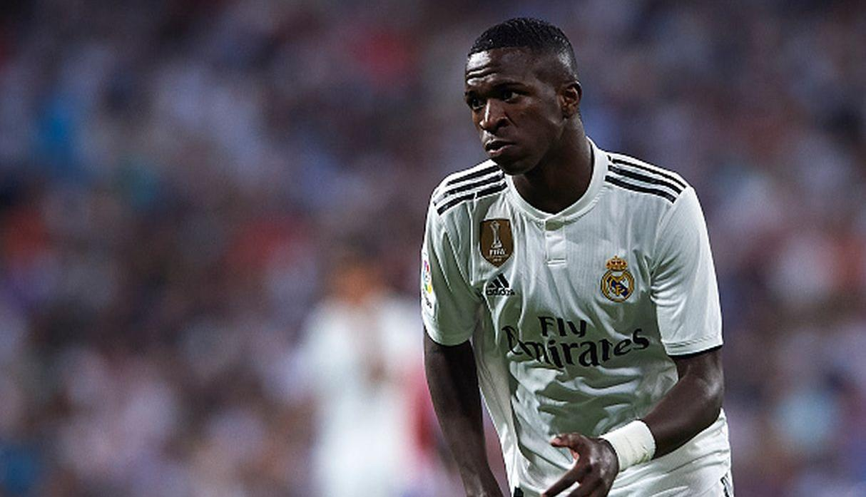Vinicius Junior | Real Madrid. (Getty Images)