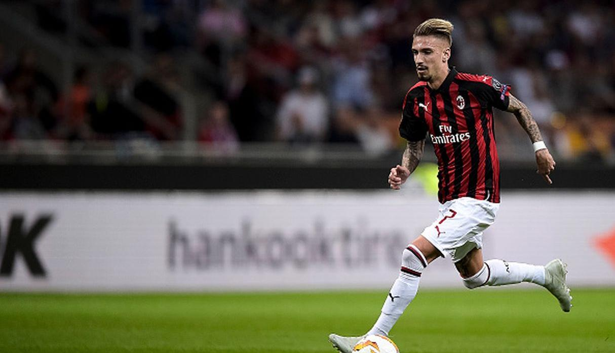 Samu Castillejo | AC Milan. (Getty Images)