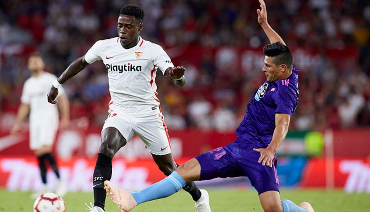 Quincy Promes | Sevilla. (Getty Images)