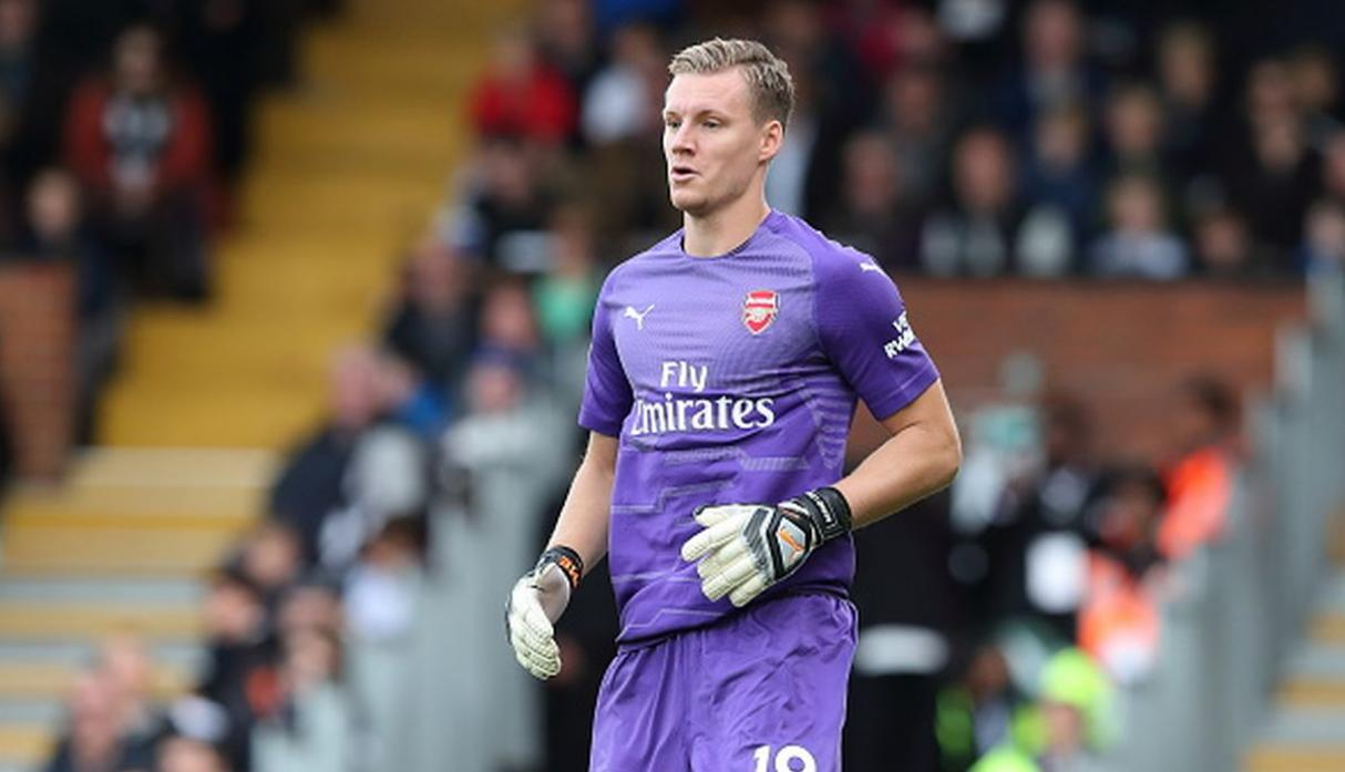 Bernd Leno | Arsenal. (Getty Images)