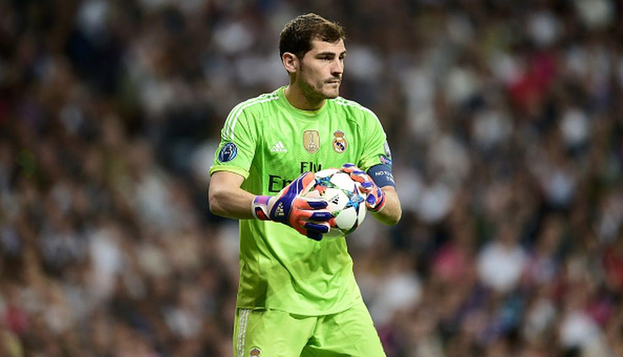 Iker Casillas. (Getty Images)