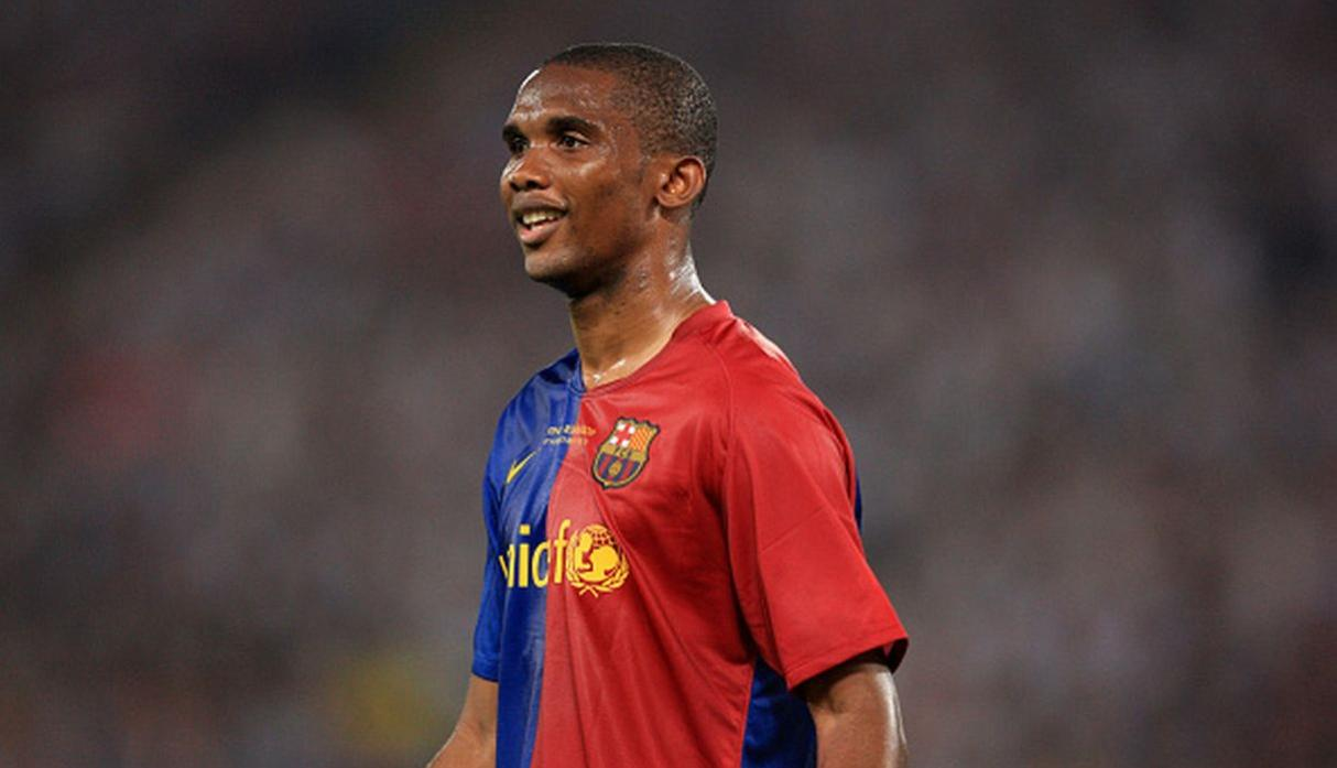 Samuel Eto'o. (Getty Images)