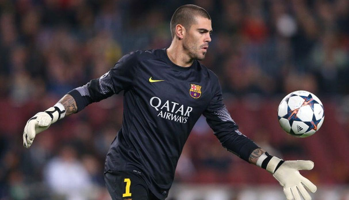 Victor Valdés. (Getty Images)