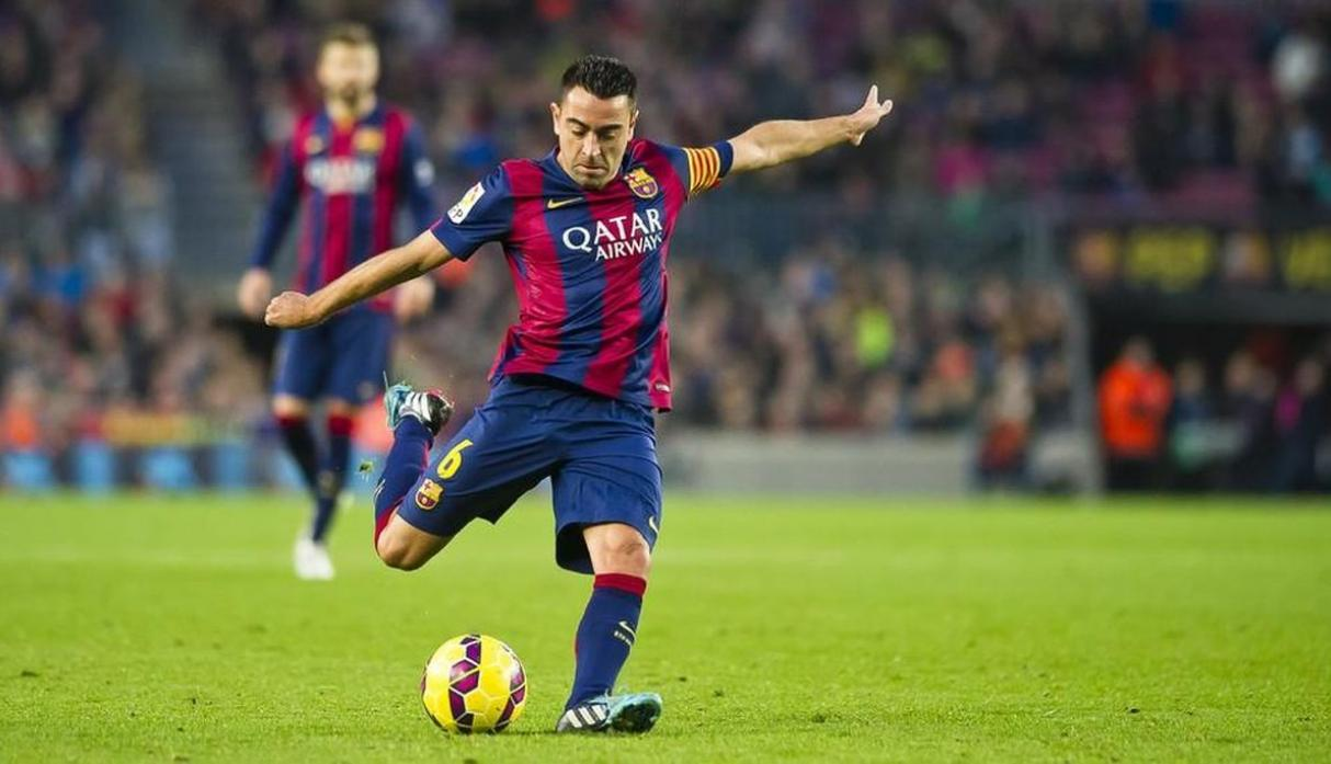Xavi. (Getty Images)