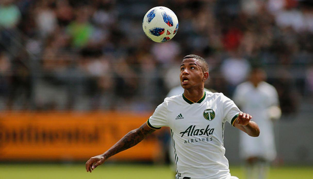 Andy Polo | Portland Timbers | 150 mil dólares. (Getty Images)
