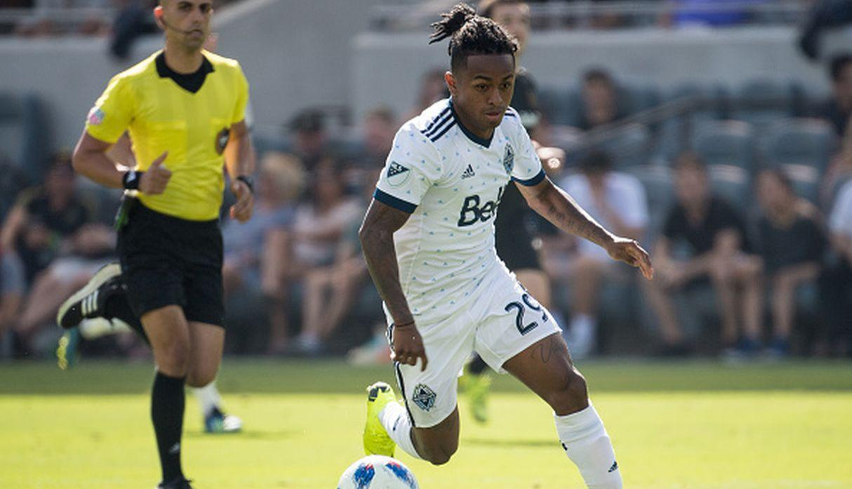 Yordy Reyna | Vancouver Whitecaps | 533,700 dólares. (Getty Images)
