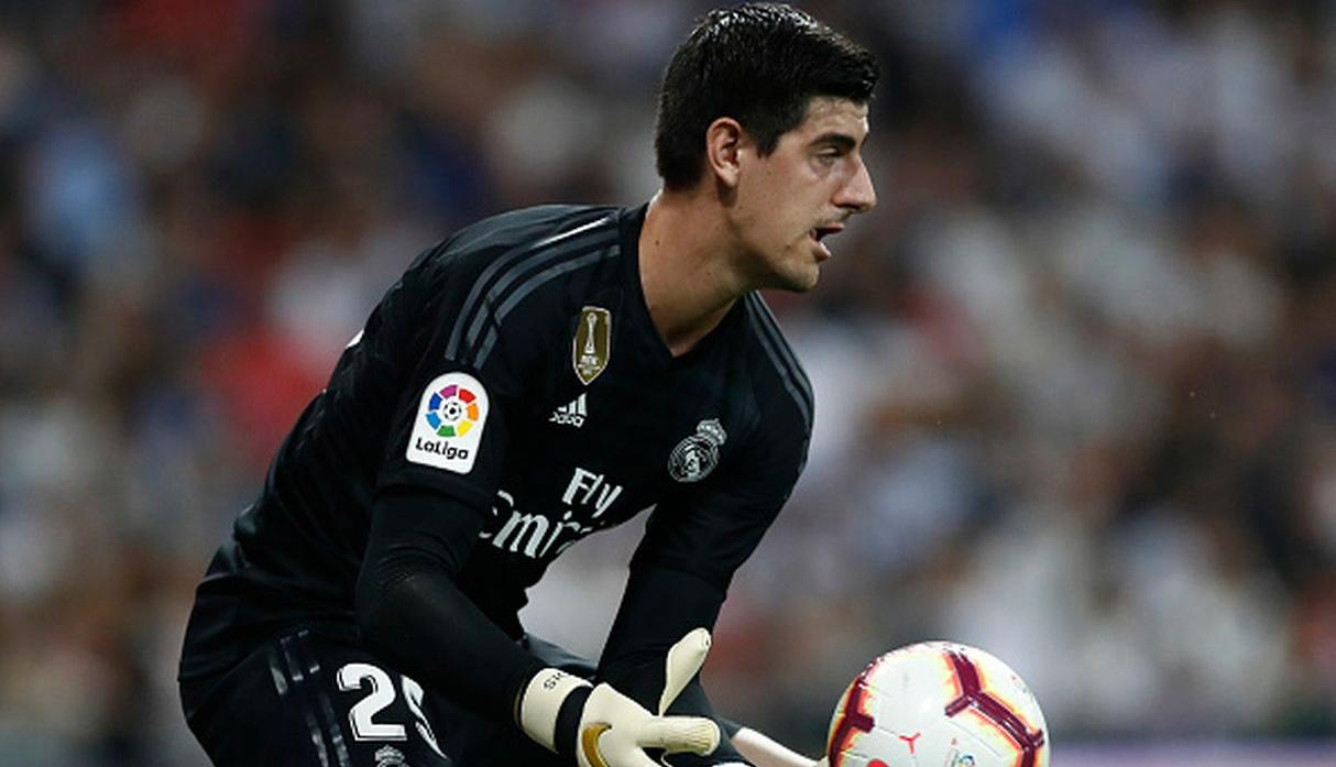 Thibaut Courtois. (Getty Images)