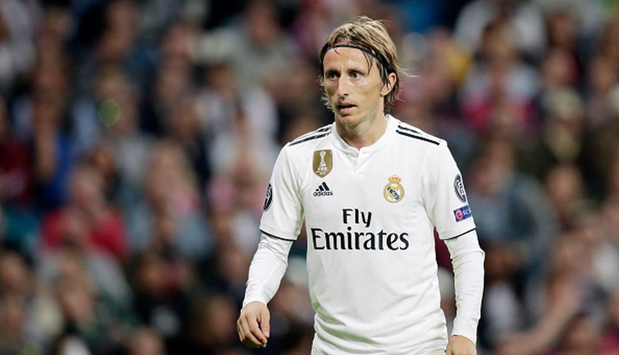 Luka Modrić. (Getty Images)