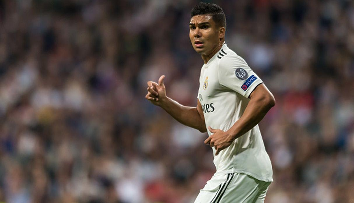 Casemiro. (Getty Images)