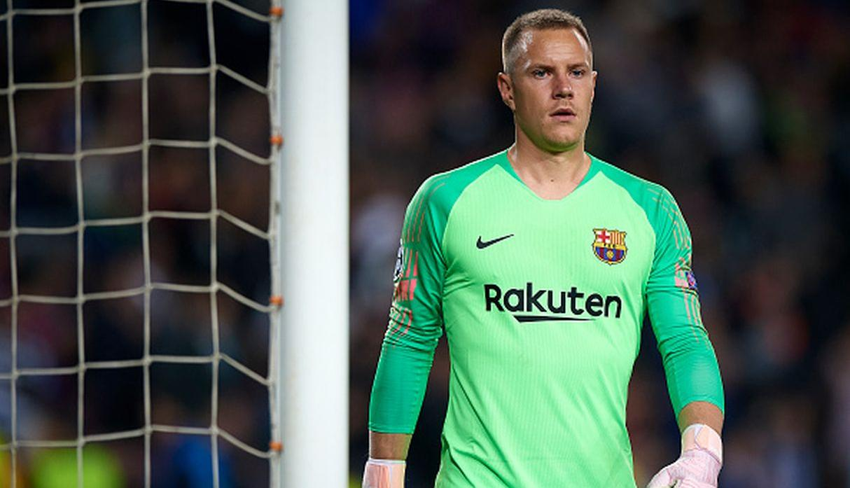 Marc-André ter Stegen. (Getty Images)