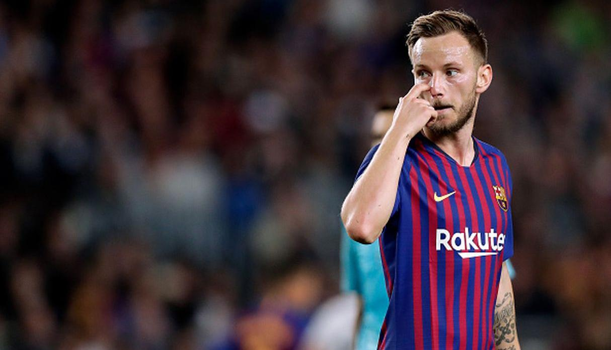 Ivan Rakitić. (Getty Images)