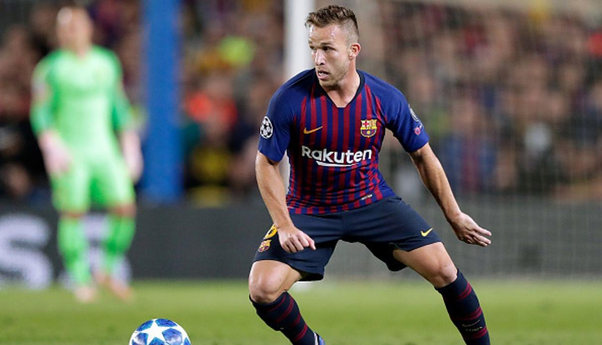 Arthur Melo. (Getty Images)