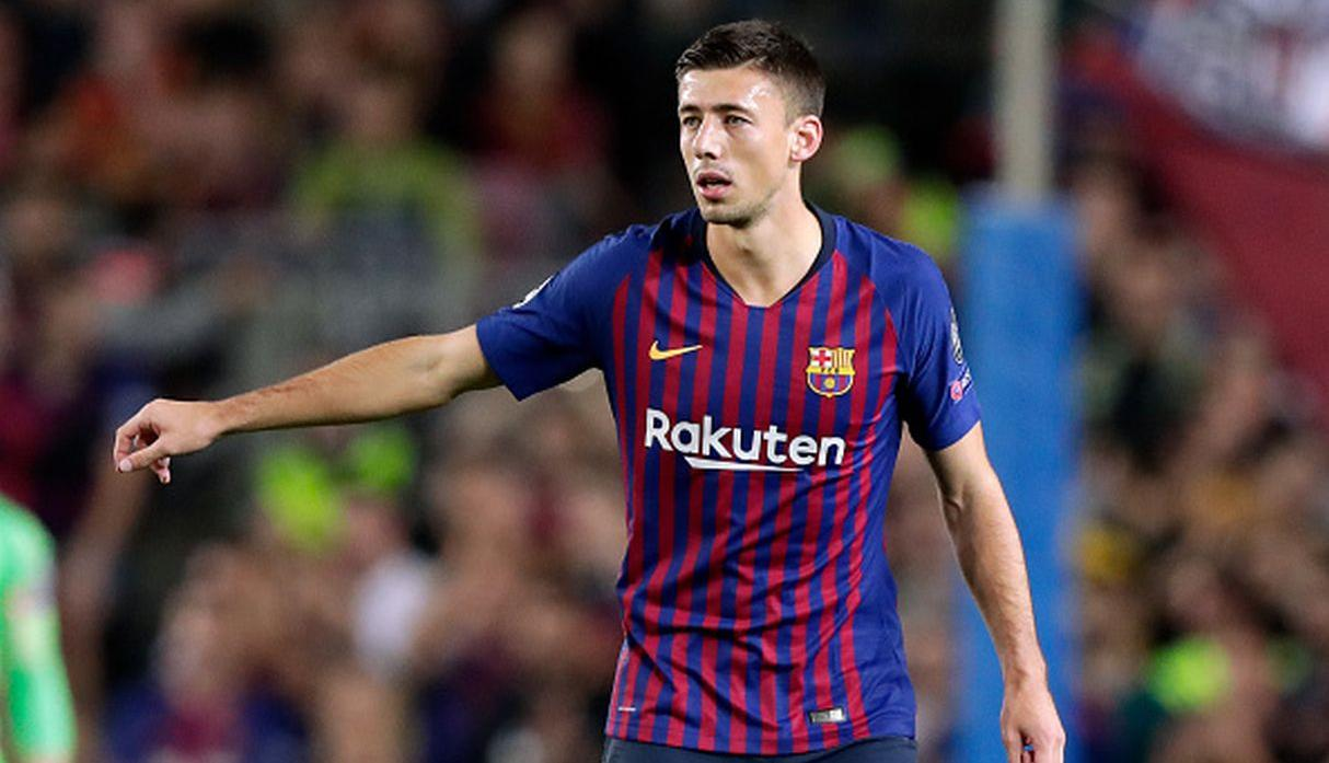 Clément Lenglet. (Getty Images)