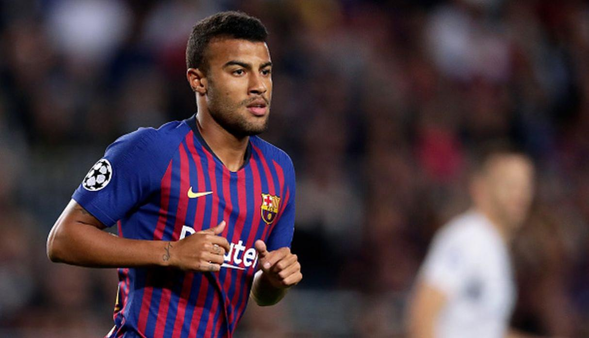 Rafinha. (Getty Images)