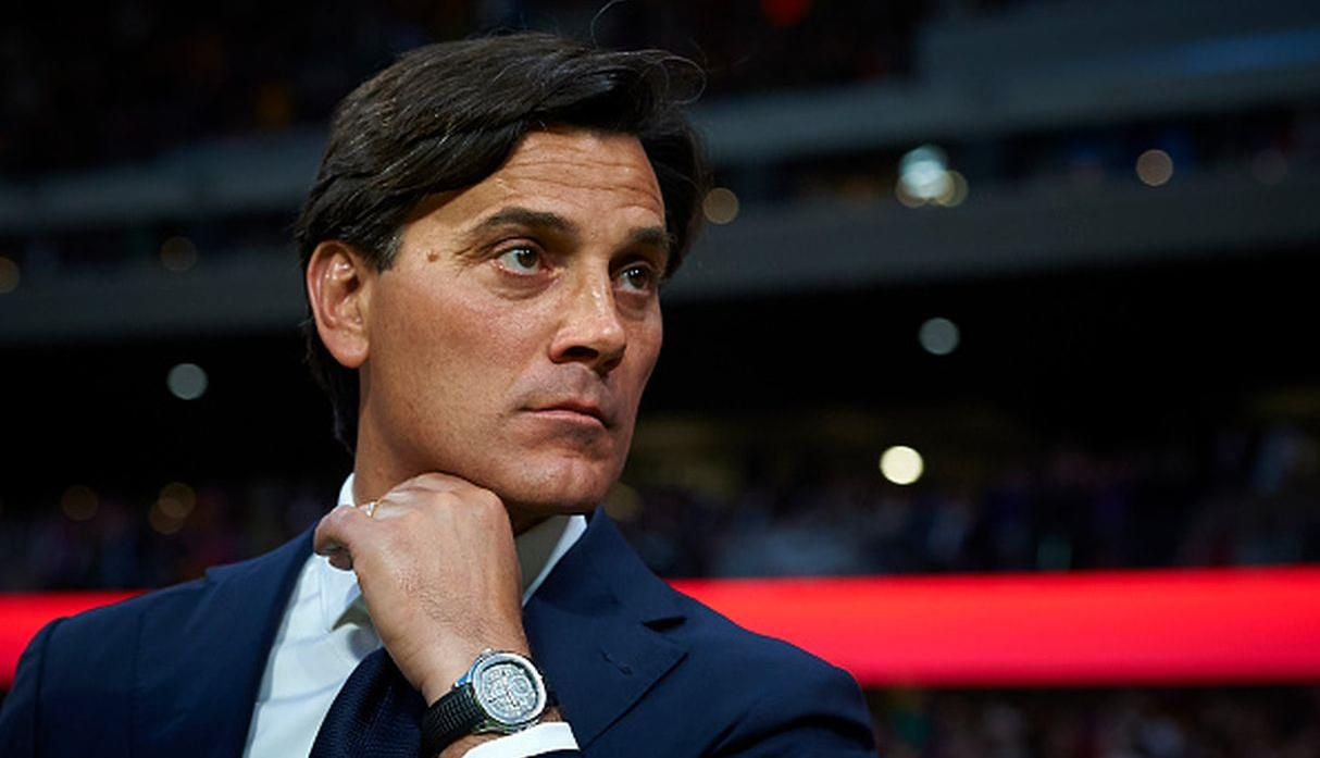 Vincenzo Montella. (Getty Images)
