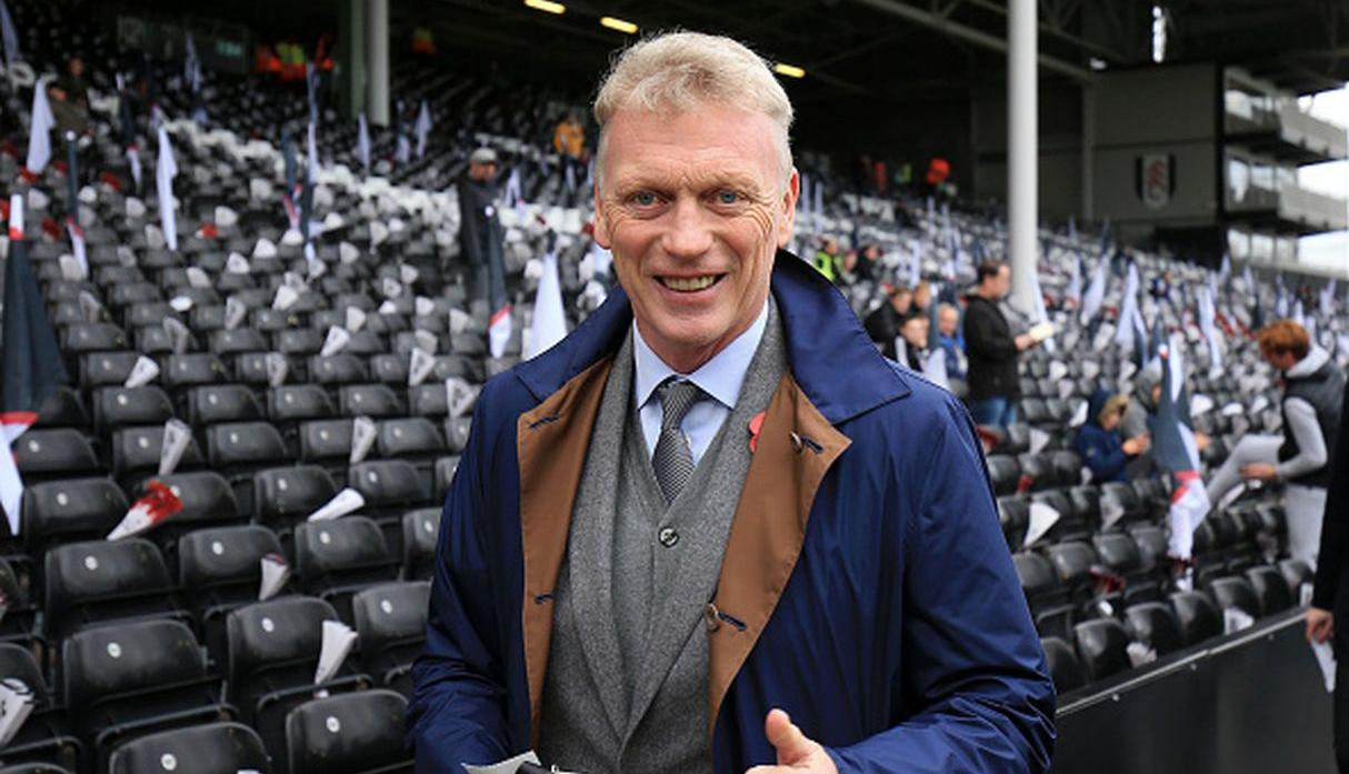 David Moyes. (Getty Images)