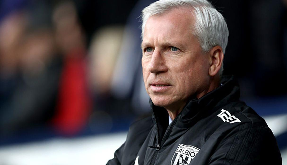 Alan Pardew. (Getty Images)