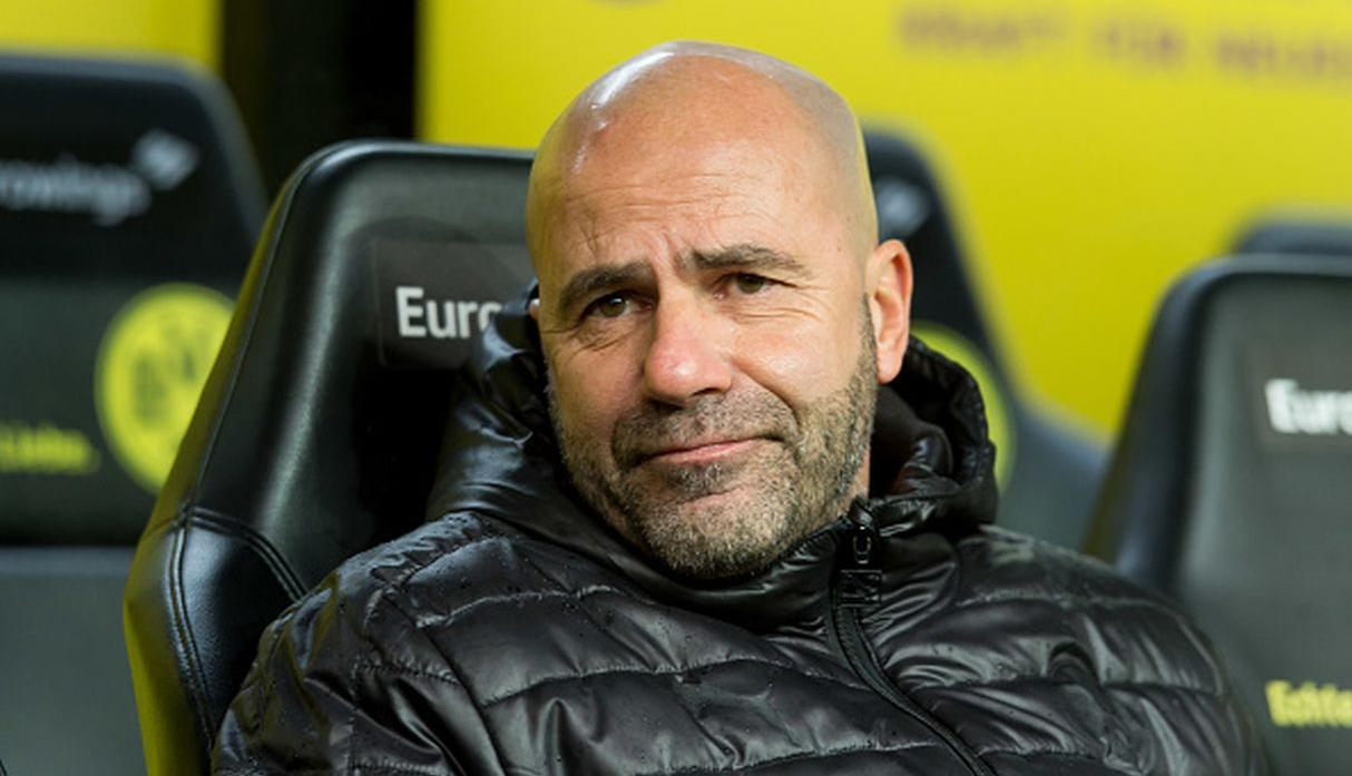 Peter Bosz. (Getty Images)