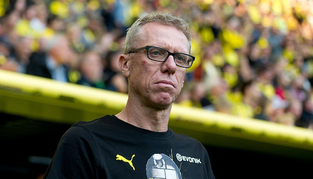 Peter Stöger. (Getty Images)