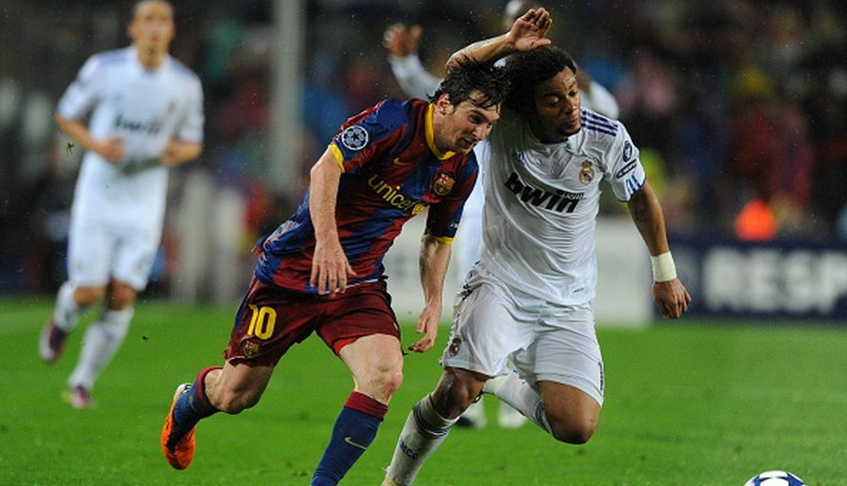 Barcelona vs. Real Madrid | semifinales de Champions League 2011. (Getty Images)