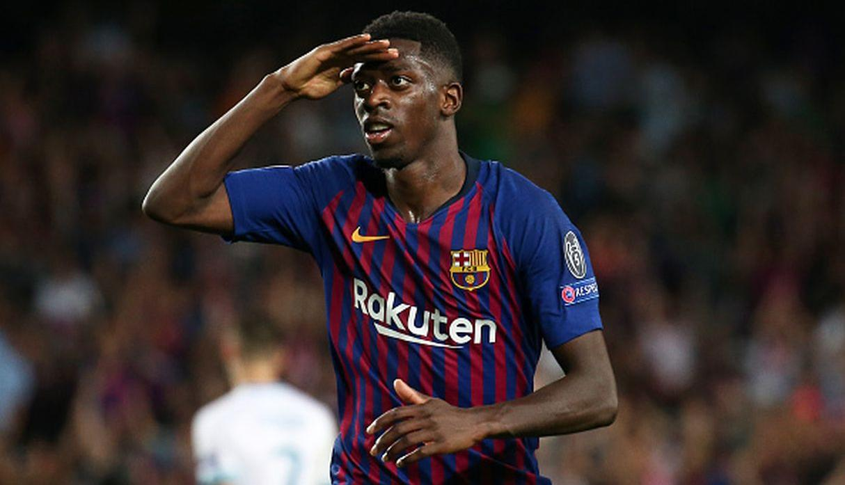 Ousmane Dembélé | 4 goles. (Foto: Getty Images)