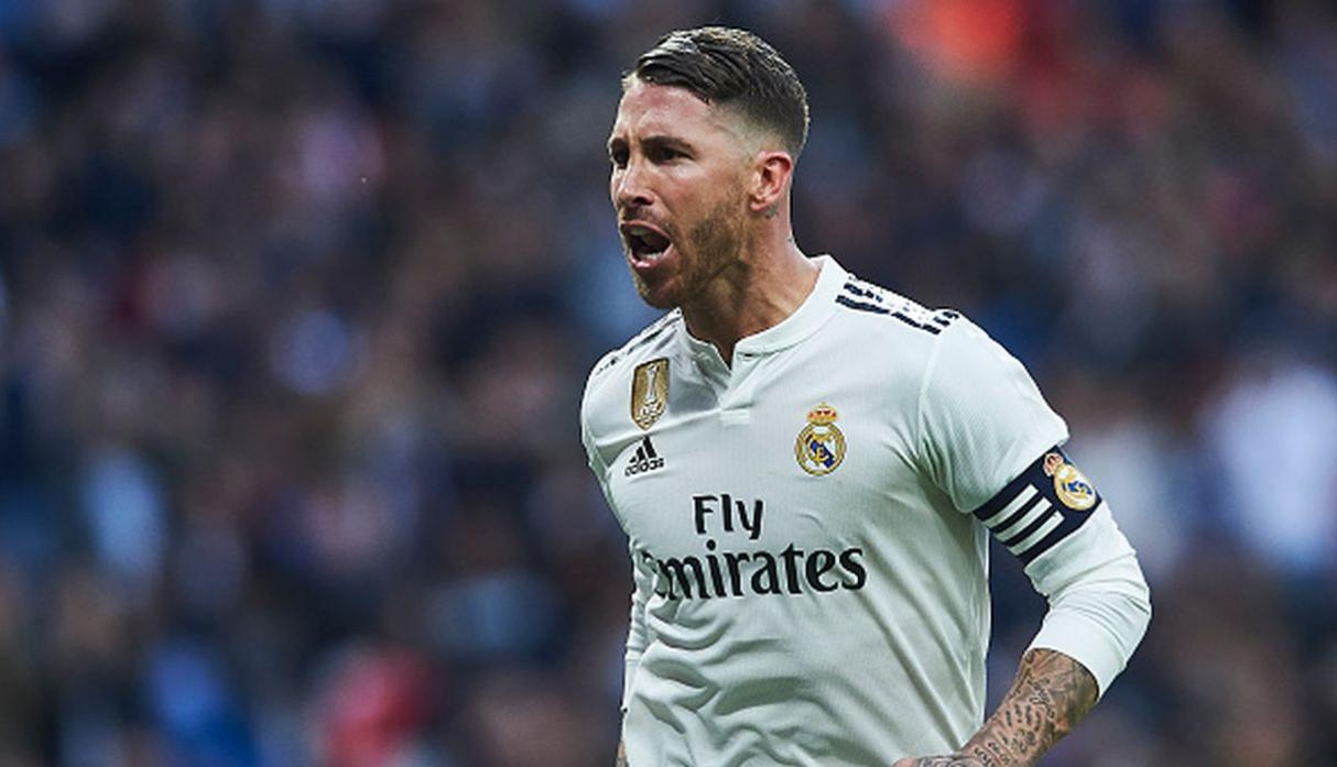 Sergio Ramos | 3 goles. (Foto: Getty Images)