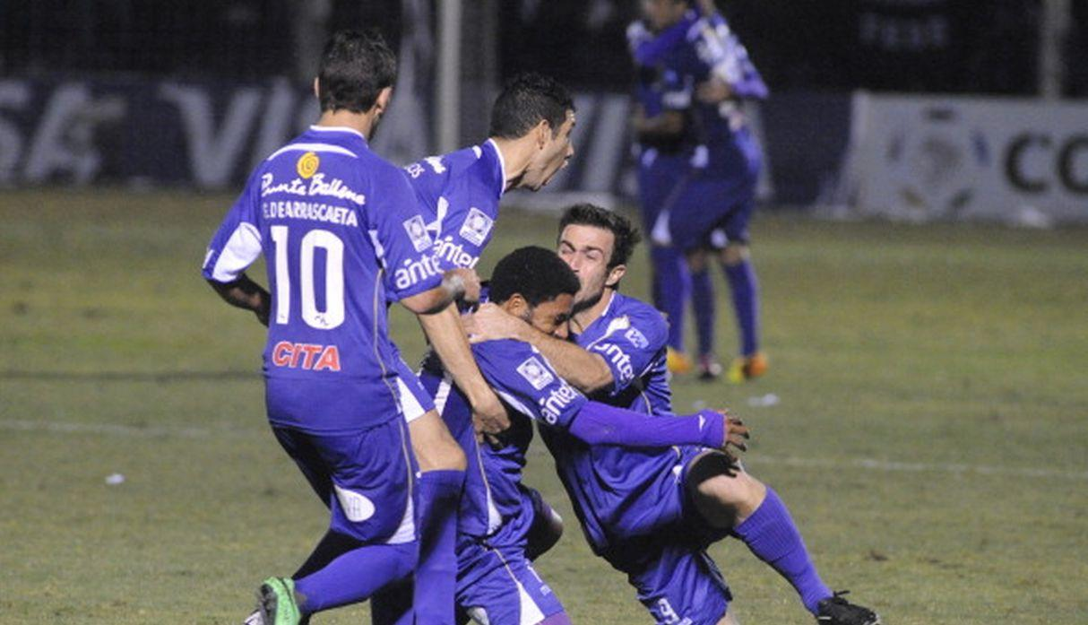 Defensor Sporting | Copa Libertadores 2009. (Getty Images)
