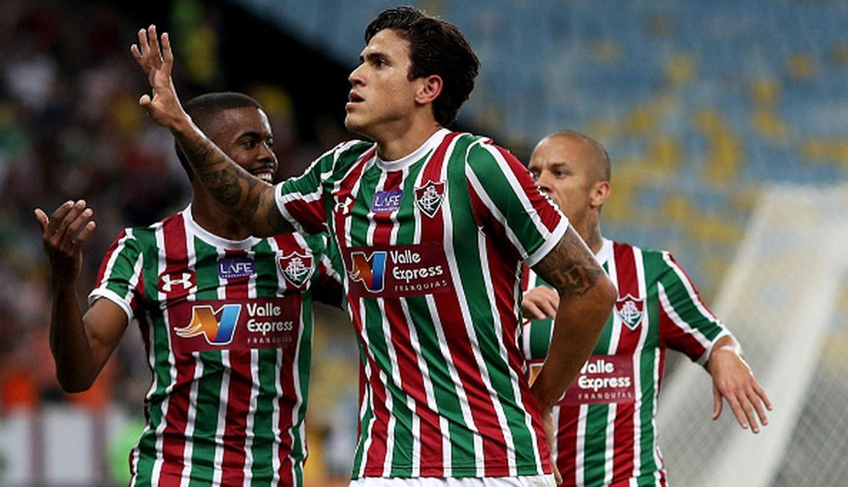 Fluminense  | Copa Libertadores 2012. (Getty Images)
