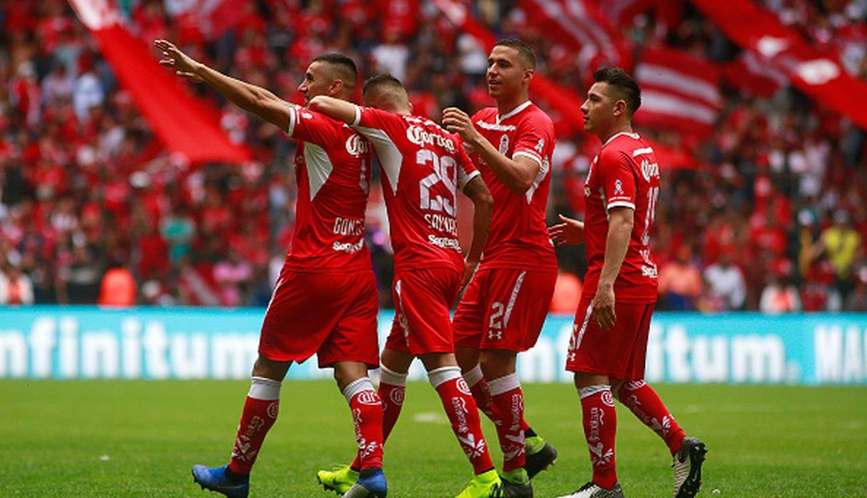 Toluca | Copa Libertadores 2013. (Getty Images)