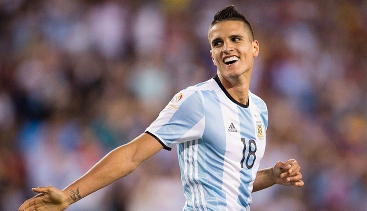 Erik Lamela. (Getty Images)