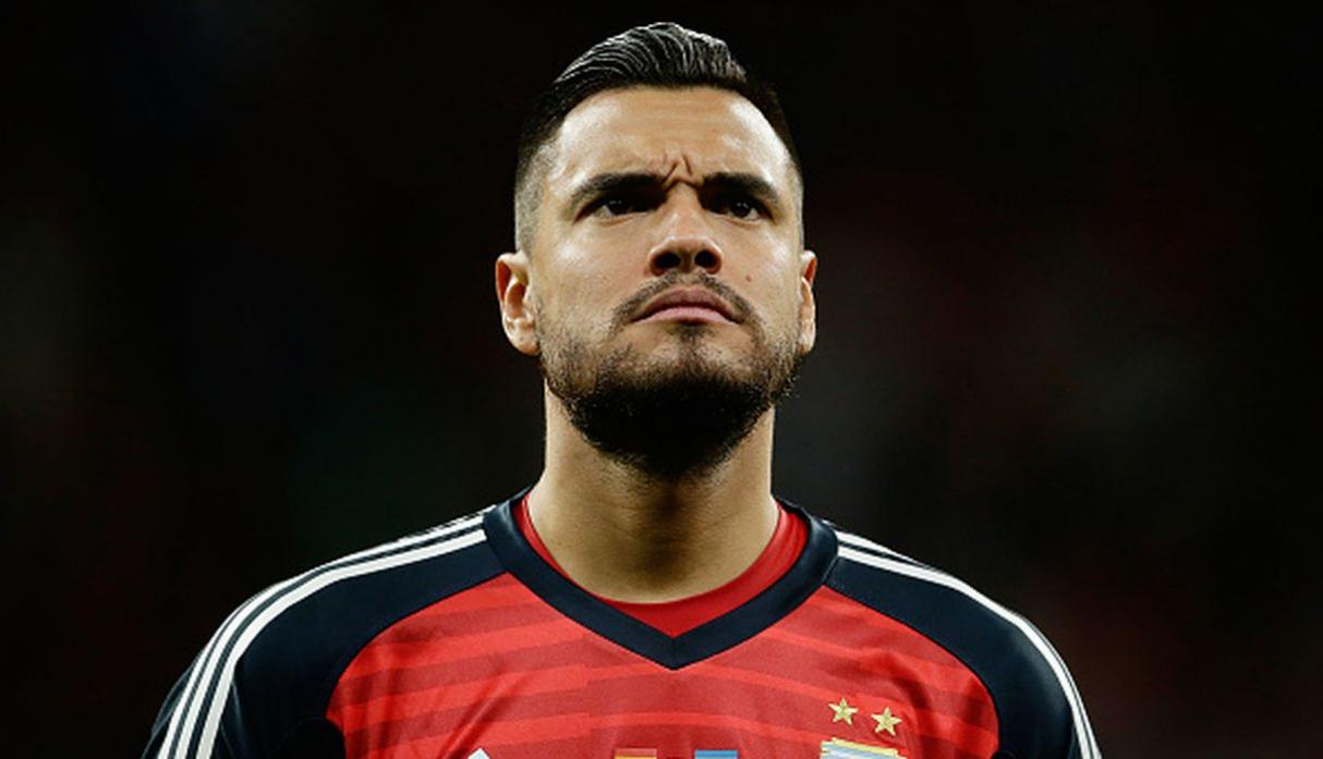 Sergio Romero. (Getty Images)