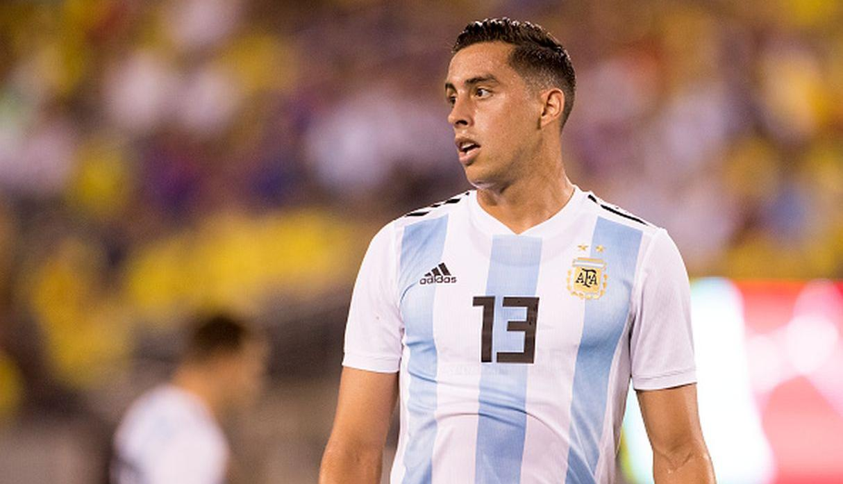 Ramiro Funes Mori. (Getty Images)