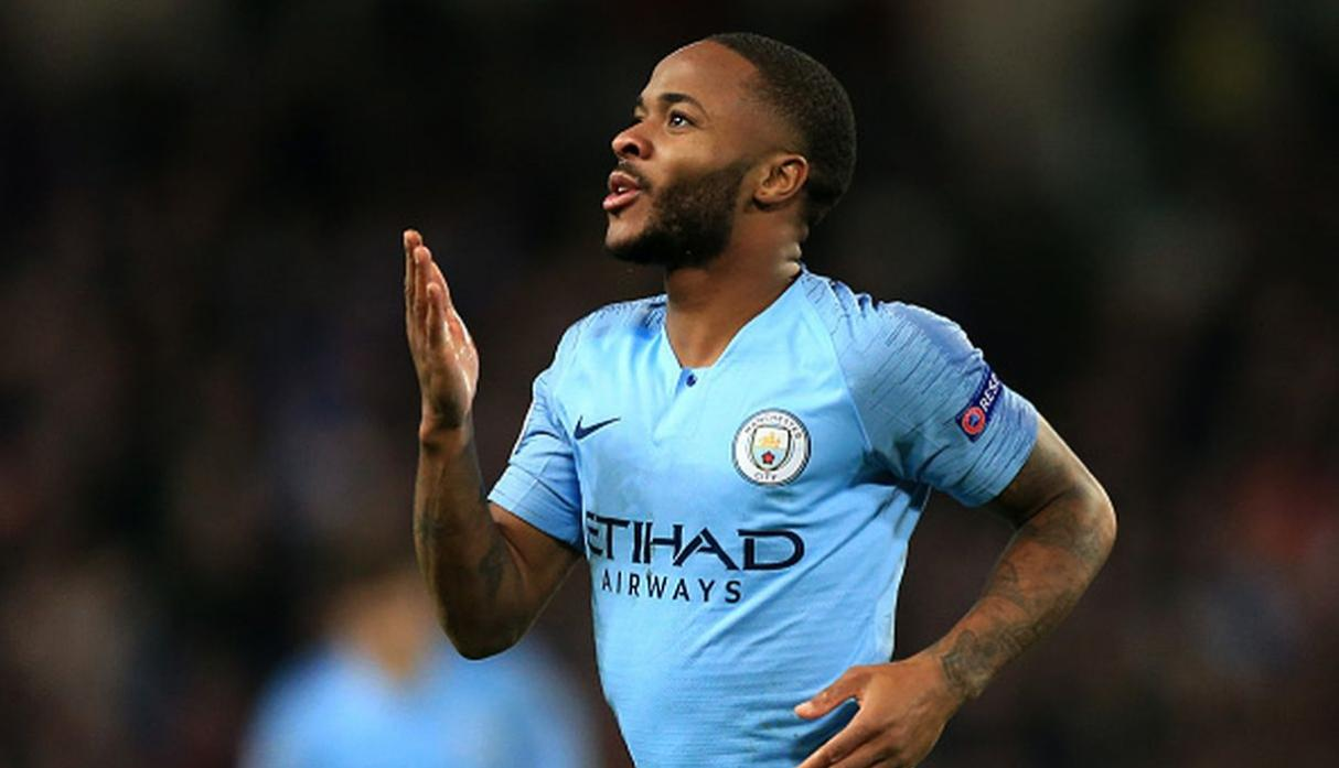 Raheem Sterling / 6 goles. (Getty Images)