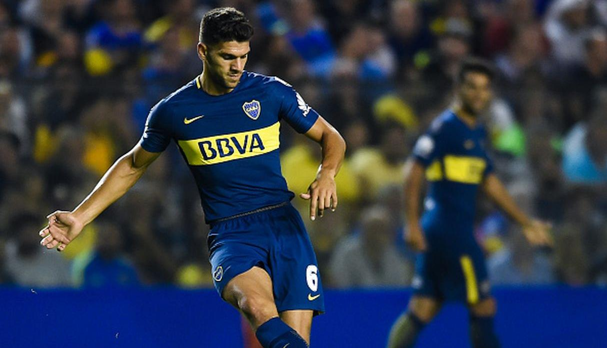 Lisandro Magallán. (Getty Images)