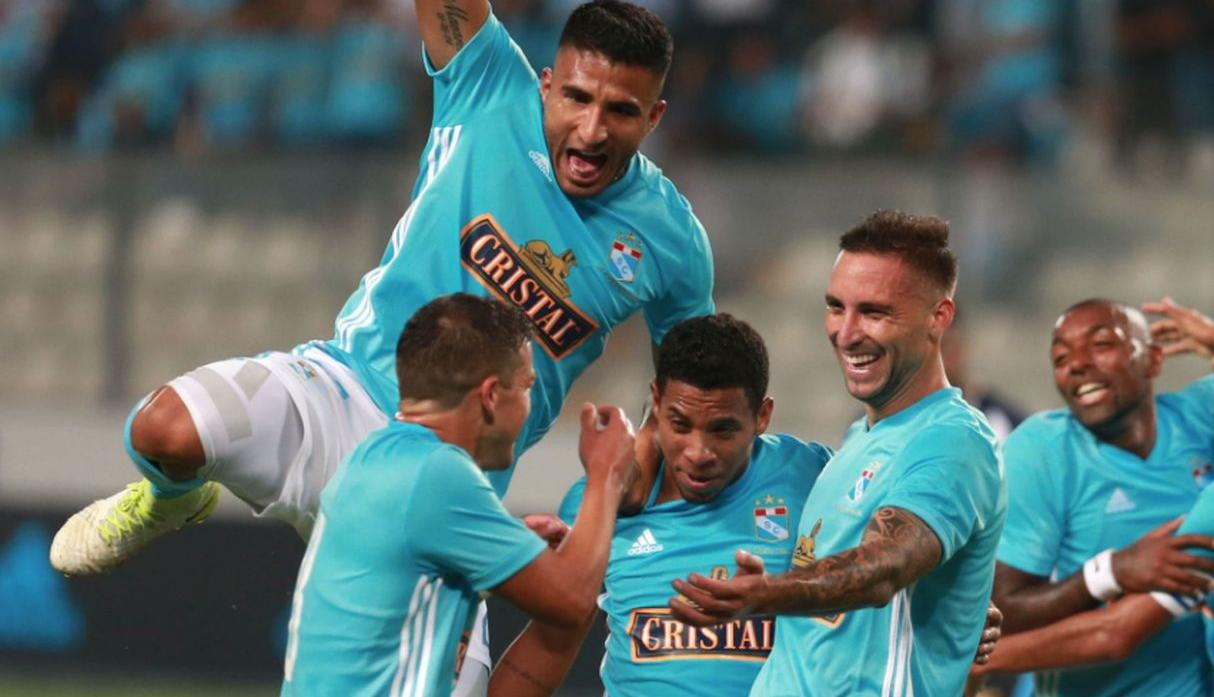 Sporting Cristal. (Getty Images)