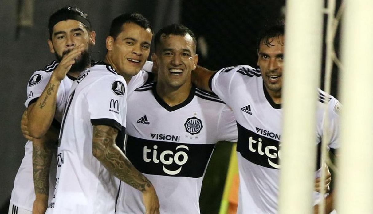 Olimpia. (Getty Images)
