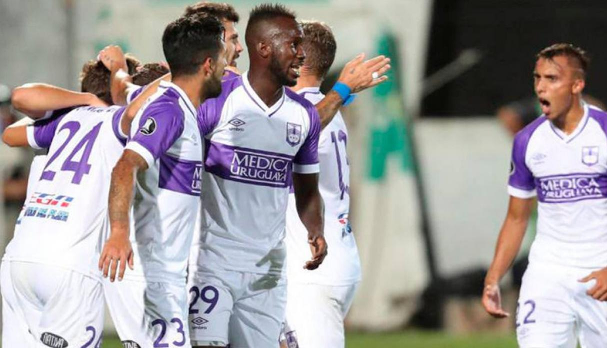 Defensor Sporting. (Getty Images)