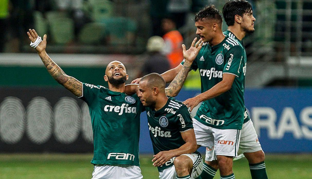 Palmeiras. (Getty Images)