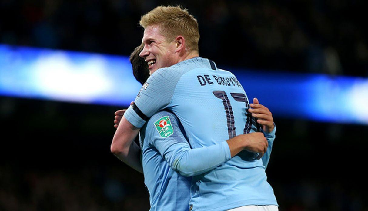 9. Kevin De Bruyne - volante del Manchester City (Getty Images)