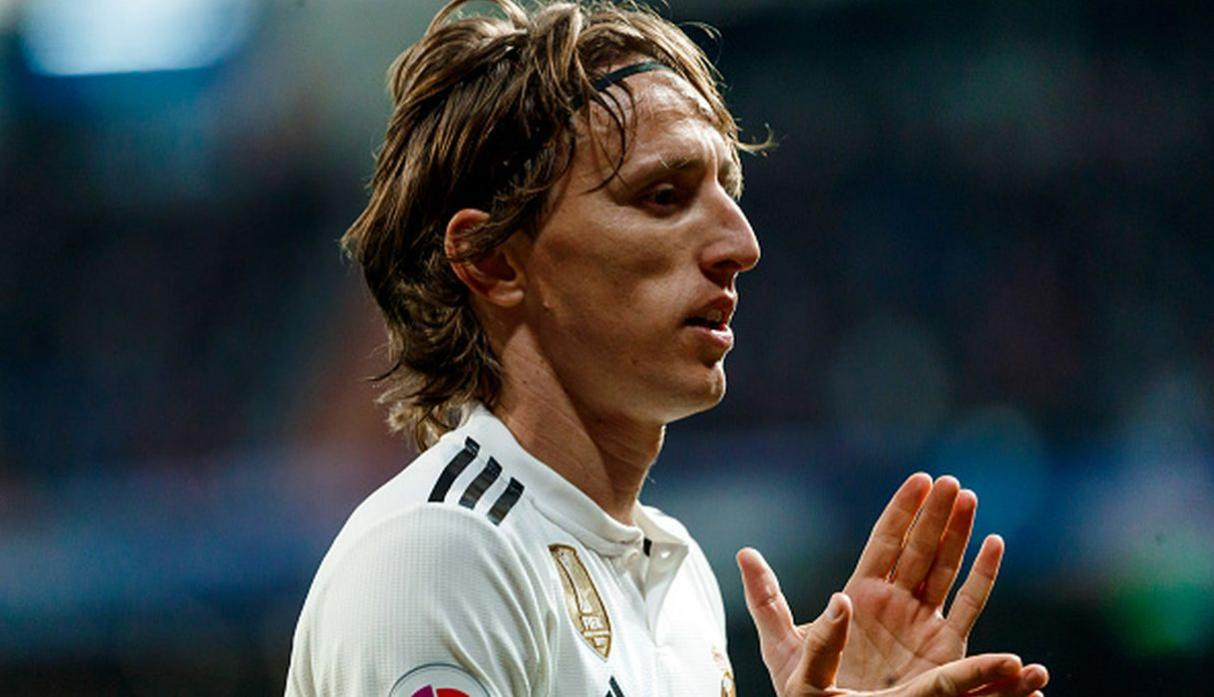 1. Luka Modric - centrocampista de Real Madrid. (Getty Images)