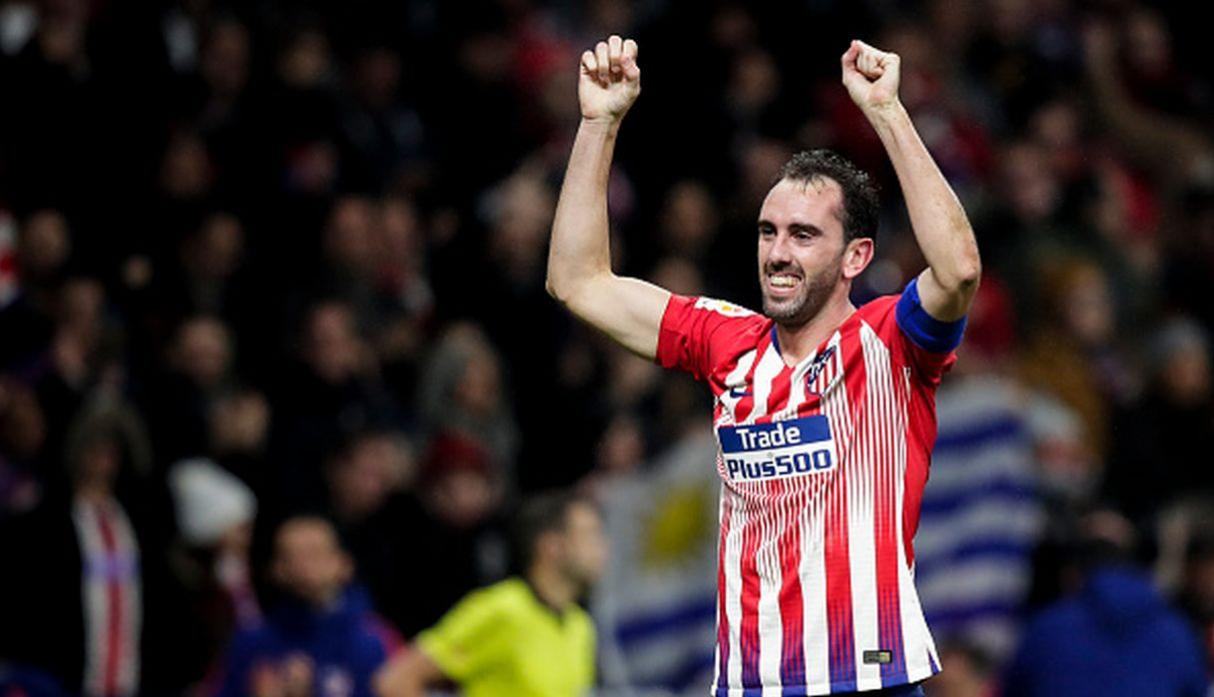 Diego Godín. (Getty Images)