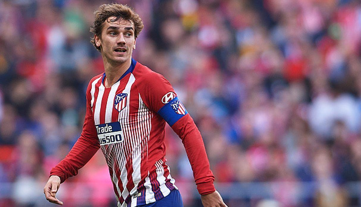 Antoine Griezmann. (Getty Images)