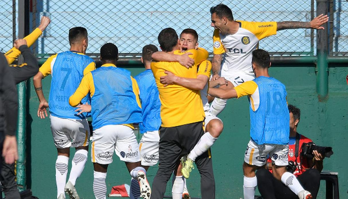Rosario Central. (Getty Images)